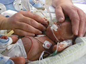 The Healing Quality of Touch in the NICU