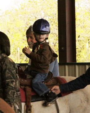 Therapeutic Riding – Preemie Babies101
